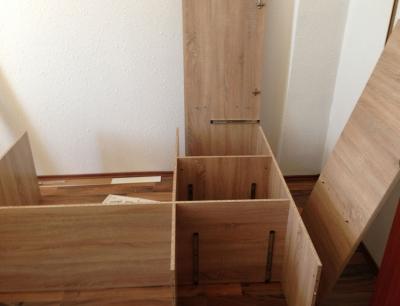 Montáž a demontáž nábytku